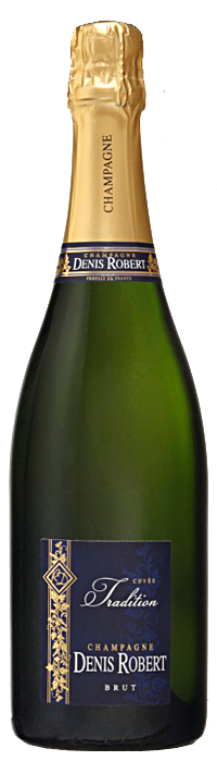 Cuvée Brut Tradition         Denis ROBERT